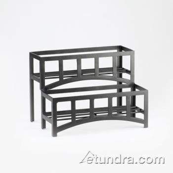 CLMC134313 - Cal-Mil - 1343-13 - 2-Tier Black 4 in Jar Display Product Image