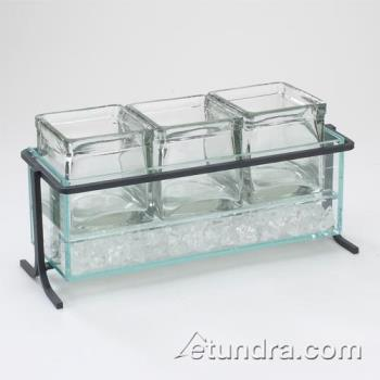 CLM1806513 - Cal-Mil - 1806-5-13 - Iced Black 4 in Jar Display Product Image