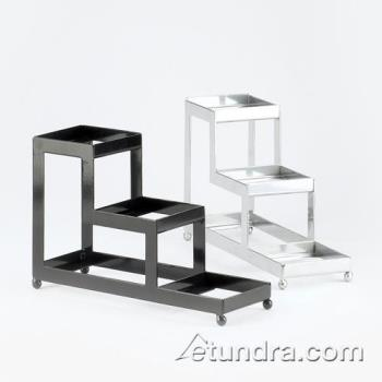 CLMC1803413 - Cal-Mil - C1803-4-13 - 3-Tier Black 4 in Jar Display Product Image