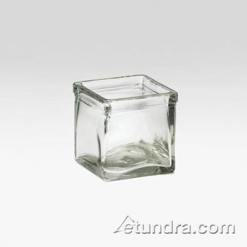 CLMC4X4GLCN - Cal-Mil - C4X4GLCN - 4 in x 4 in Glass Jar Product Image