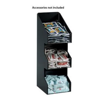 59265 - Dispense-Rite - VCO-3 - 3-Section Lid/Condiment Organizer Product Image
