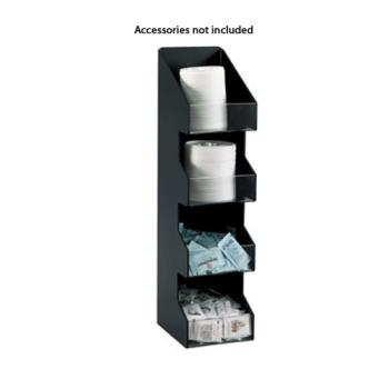 59266 - Dispense-Rite - VCO-4 - 4-Section Lid/Condiment Organizer Product Image