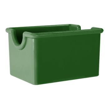 GETSC66FG - GET Enterprises - SC-66-FG - 3 1/2 in x 2 1/2 in Forest Green Sugar Caddy Product Image