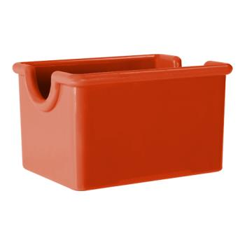 GETSC66RO - GET Enterprises - SC-66-RO - 3 1/2 in x 2 1/2 in Rio Orange Sugar Caddy Product Image