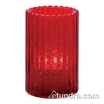 HLW1502RJ - Hollowick - 1502RJ - Ruby Jewel Vertical Rod Cylinder Lamp Product Image