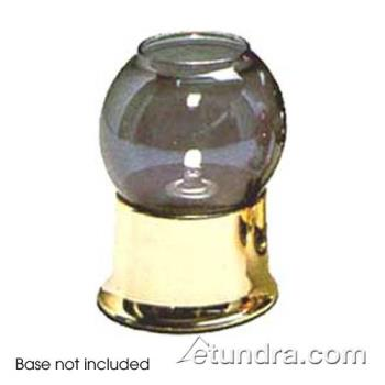 HLW35BL - Hollowick - 35BL - Blue Lustre Bubble Fitter Globe Product Image