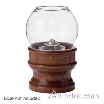 HLW35C - Hollowick - 35C - Clear Bubble Fitter Globe Product Image