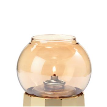 HLW35G - Hollowick - 35G - Gold Bubble Fitter Globe Product Image