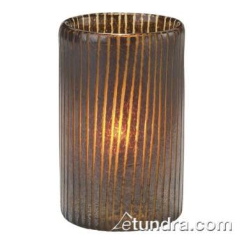 HLW45017BR - Hollowick - 45017BR - Mocha Cylinder Lamp Product Image