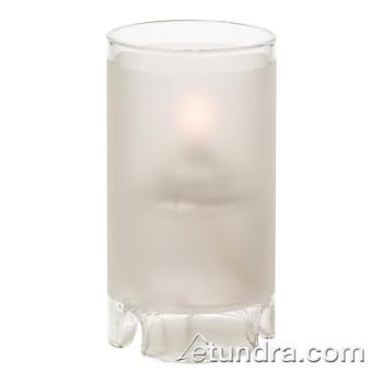 HLW48017F - Hollowick - 48017F - Mini Satin Crystal Cylinder Lamp Product Image