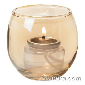 HLW5119G - Hollowick - 5119G - Gold Lustre Bubble Tealight Lamp Product Image