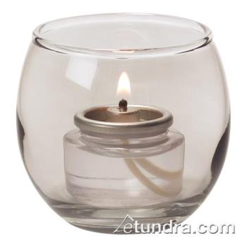 HLW5119S - Hollowick - 5119S - Smoke Lustre Bubble Tealight Lamp Product Image
