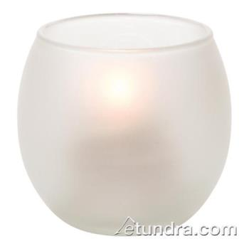 HLW5119SC - Hollowick - 5119SC - Satin Crystal Bubble  Tealight Lamp Product Image