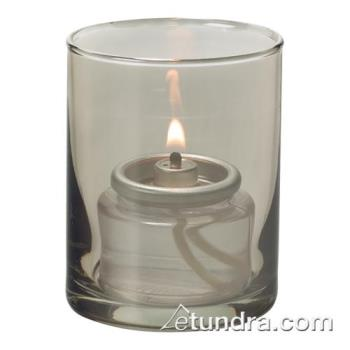 HLW5176S - Hollowick - 5176S - Smoke Lustre Cylinder Tealight Lamp Product Image