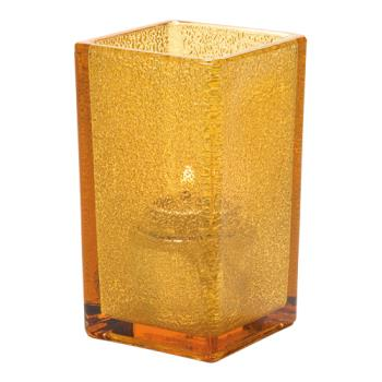 HLW6109AJ - Hollowick - 6109AJ - Quad Amber Jewel Votive Lamp Product Image