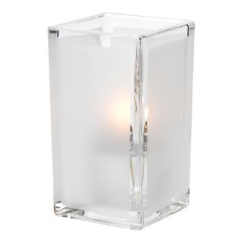 HLW6109F - Hollowick - 6109F - Quad Clear Satin Panel Votive Lamp Product Image