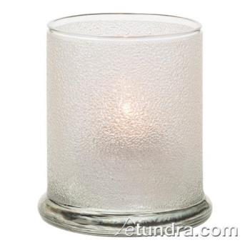 HLW6147CI - Hollowick - 6147CI - Clear Ice Column Votive Lamp Product Image