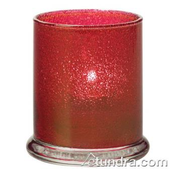 HLW6147RJ - Hollowick - 6147RJ - Ruby Jewel Column Votive Lamp Product Image