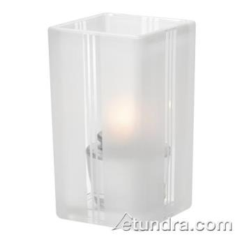 HLW6179F - Hollowick - 6179F - Quad Clear Art Deco Votive Lamp Product Image