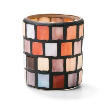HLW6203M - Hollowick - 6203M - Multi-Color Mosaic Votive Lamp Product Image