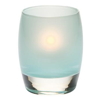 HLW6404SSG - Hollowick - 6404SSG - Contour Satin Seafoam Votive Lamp Product Image