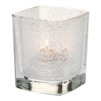 HLW6505CJ - Hollowick - 6505CJ - Tetra Clear Jewel Votive Lamp Product Image