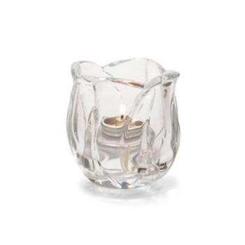 HLW6697C - Hollowick - 6697C - Crystal Tulip Votive Lamp Product Image
