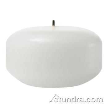 "HLWFC2W144 - Hollowick - FC2W-144 - Select Wax 2"" Floating Candle Product Image"