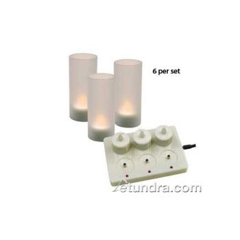 75098 - Update - CDL-6S - 6 Piece LED Candle Set Product Image