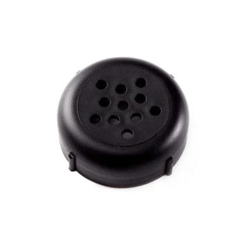 85740 - American Metalcraft - 244B - 6 & 8 oz Black Shaker Lid Product Image