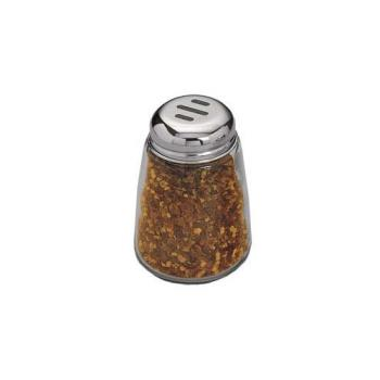 AMM3309 - American Metalcraft - 3309 - 8 oz Glass Spice Shaker w/Top Product Image