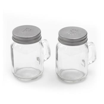 AMMMSP4 - American Metalcraft - MSP4 - 4 oz Salt & Pepper Shaker Set Product Image