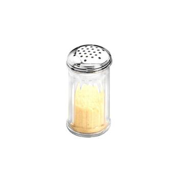 AMMSAN312 - American Metalcraft - SAN312 - 12 oz SAN Fluted Cheese Shaker w/Top Product Image