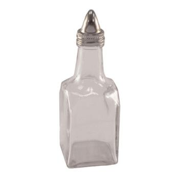 AMMVWB26 - American Metalcraft - VWB26 - 6 oz Square Oil/Vinegar Bottle  Product Image
