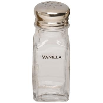 ESP05100VAN - Espresso Supply - 05100-VAN - Labeled Vanilla Shaker Product Image