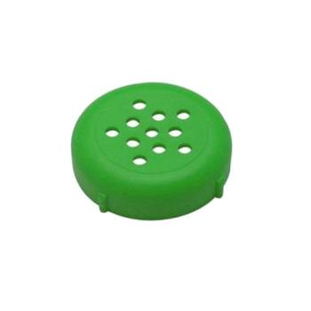 85739 - Forever Lids - 243G - Green Shaker Lid Product Image