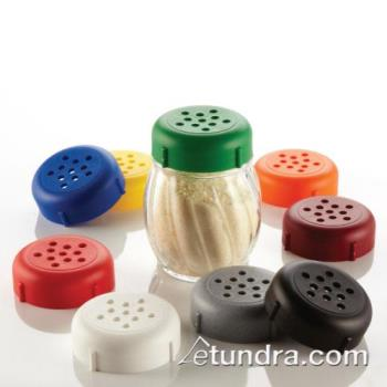 85878 - Forever Lids - 260GR - 6 & 8 oz Gray Perforated Shaker Top Product Image
