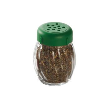 75176 - Forever Lids - LXGP - 6 oz Lexan Shaker with Green Lid Product Image