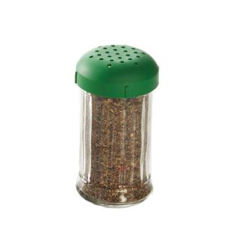 75181 - Forever Lids - SAGP - 12 oz SAN Shaker with Green Lid Product Image