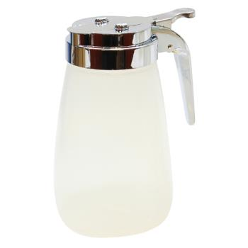 86237 - Tablecraft - PP10 - 10 oz Plastic Syrup Dispenser Product Image
