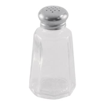 85702 - Update - SK-PM2 - 2 oz Paneled Glass Salt & Pepper Shaker Product Image