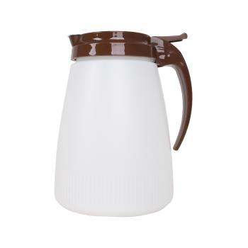 83132 - Vollrath - 4748-01 - 48 oz Dripcut® Syrup Server Product Image