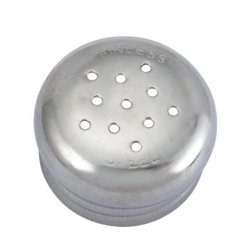 WING109C - Winco - G-109C - Large Stainless Steel Mushroom Top Product Image