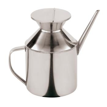 WOR4963111 - World Cuisine - 49631-11 - 1 3/4 qt Stainless Steel Soy Sauce Dispenser Product Image