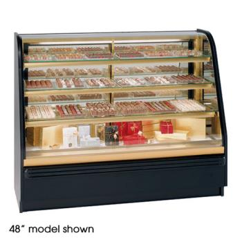 "FEDFCC6 - Federal - FCC-6 - 72"" Non-Refrigerated Chocolate/Candy Display Case Product Image"