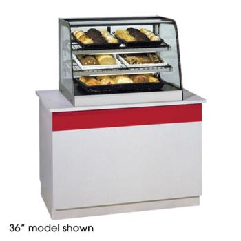 "FEDCD4828 - Federal - CD4828 - 48"" Countertop Non-Refrigerated Merchandiser Product Image"