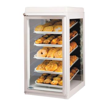 "FEDCK5 - Federal - CK-5 - 17"" Countertop Non-Refrigerated 1/2 Pan Display Case Product Image"