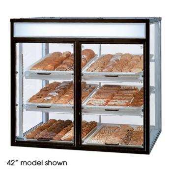 "FEDCT12 - Federal - CT-12 - 80"" Countertop Non-Refrigerated Full Pan Display Case Product Image"