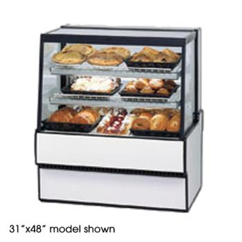 "FEDSGD7742 - Federal - SGD7742 - High Volume 77"" x 42"" Non-Refrigerated Bakery Case Product Image"