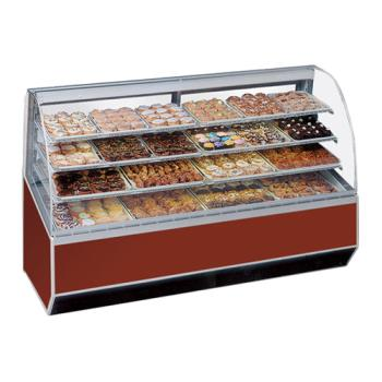 "FEDSN48 - Federal - SN-48 - Series '90 48"" Non-Refrigerated Bakery Case Product Image"